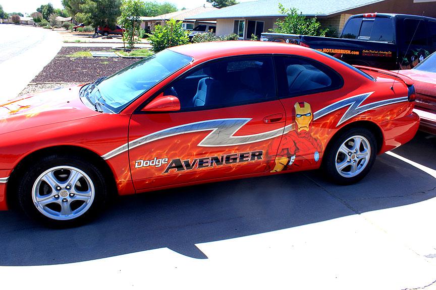 custom vehicle paint hotairbrush com